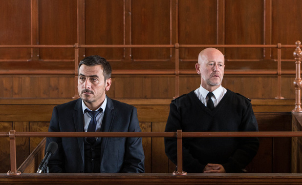 Corrie, Peter on the stand, Fri 17 Oct