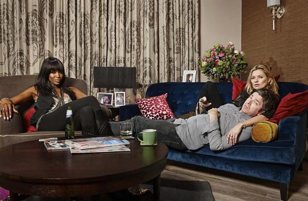 Gogglebox: Celebrity Special for Stand Up to Cancer - 17 October 2014.