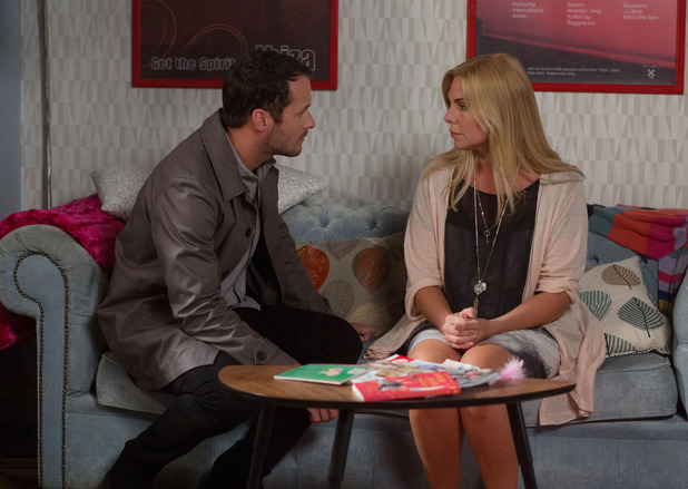 EastEnders, Charlie proposes to Ronnie, Mon 20 Oct