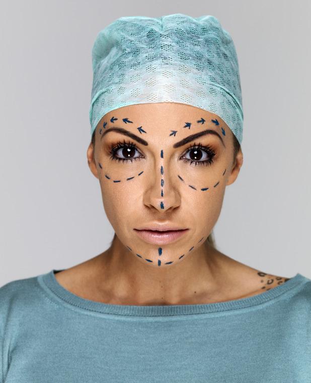Jodie Marsh On… Plastic Surgery - TLC - 14 October 2014.