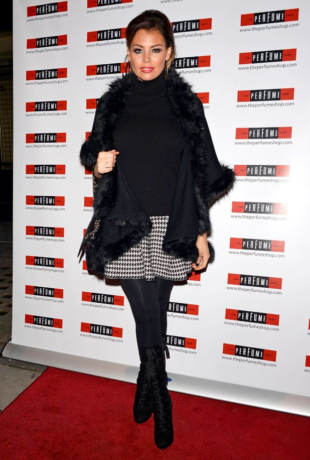 TOWIE's Jess Wright attends the Love Perfume Awards held at Vanilla nightclub in London - 16 October 2014