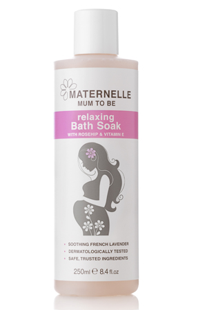 Maternelle Mum to Be Relaxing Bath Soak, £4.99, Waitrose