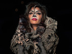 First look at Nicole Scherzinger as Grizabella in Cats the musical