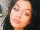 Get the look: Kylie Jenner's bold pout, sculpted cheeks and structured brows