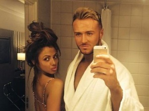 Are Holly Hagan And Kyle Christie Back Together For Christmas