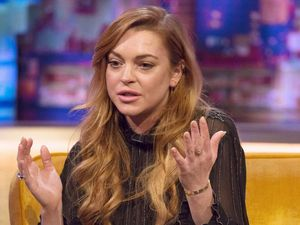 "Lindsay Lohan opens up about her ""terrifying"" time in prison"