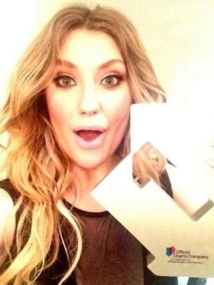 Ella Henderson gets UK Number One with Chapter One album - 19 October.