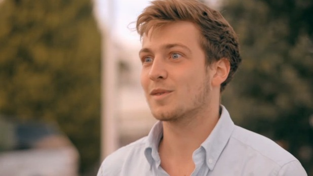 Sam Thompson reacts to news Alik Alfus has cheated, Made In Chelsea 20 October