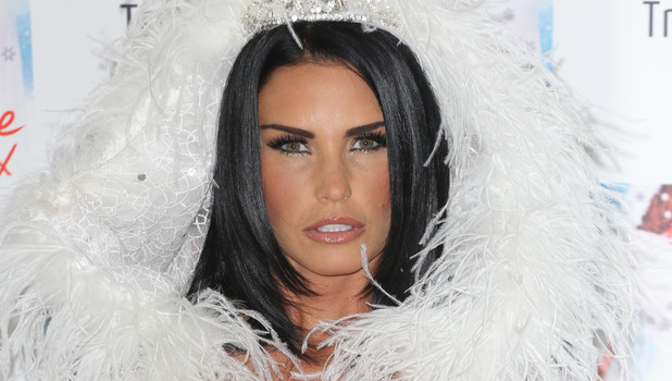 Katie Price at press call for tenth novel, Make Your Wish Come True, The Worx, London 22 October