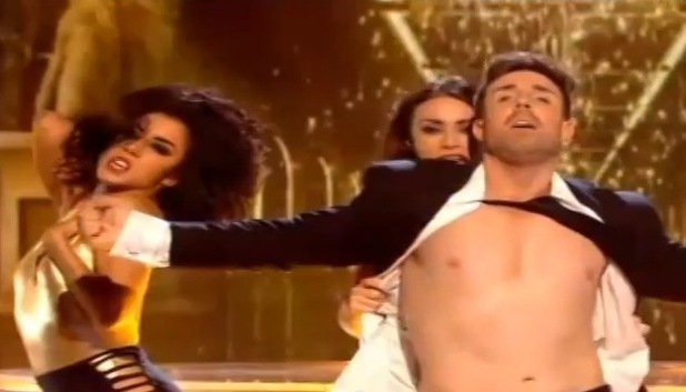 X Factor's Stevi Ritchie performs in week one - 21 Oct 2014