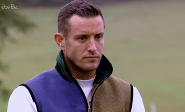 Elliott Wright opens up about Chloe Sims to James Lock and James Arg Argent over golf, TOWIE 19 October