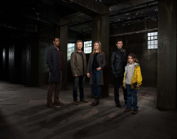 Intruders, BBC2, Mon 27 Oct