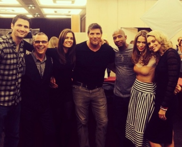 One Tree Hill reunion in Paris - 20 October.