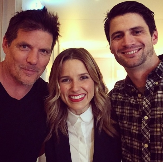 One Tree Hill reunion in Paris - 18 October.