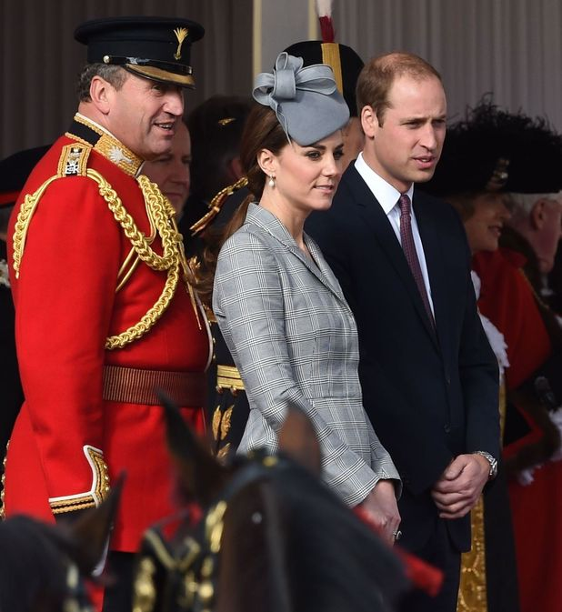 Kate Middleton and Prince William, President of Singapore Official State Visit, London, Britain 21 October