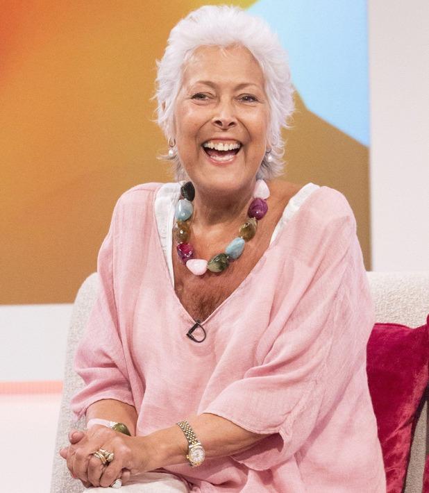 'Loose Women' TV Programme, London, Britain - 08 Oct 2014 Lynda Bellingham