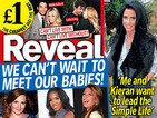 Jordan, Geordie Shore, Kardashians! Your brand new REVEAL is out now!