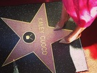 Kaley Cuoco is awarded her own star on the Hollywood Walk Of Fame!