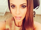 Rochelle Humes reveals her fave lipgloss & go-to polish for nude nails