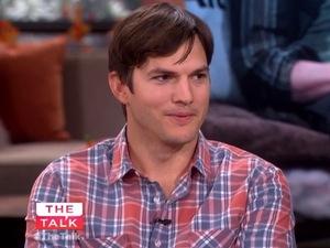 "New dad Ashton Kutcher on parenting advice: ""It's all on Google!"""