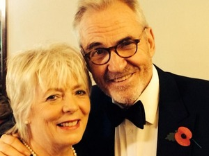 Gavin & Stacey's Pam and Mick - Alison Steadman & Larry Lamb - reunite!
