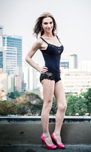 Rebekah Shelton, once known as Rodrigo Lopes