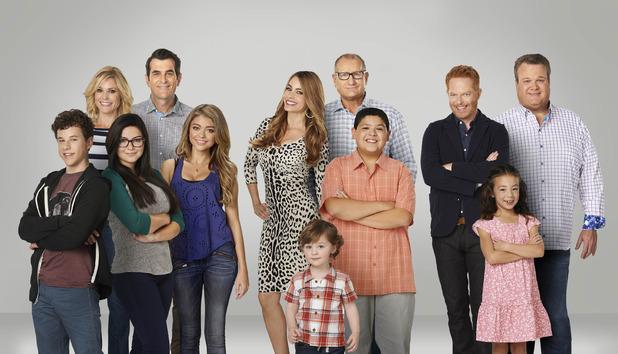 Modern Family, Sky1, Mon 3 Nov
