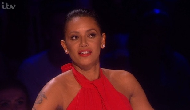 Mel B comments on Fleur East's performance, The X Factor 25 October