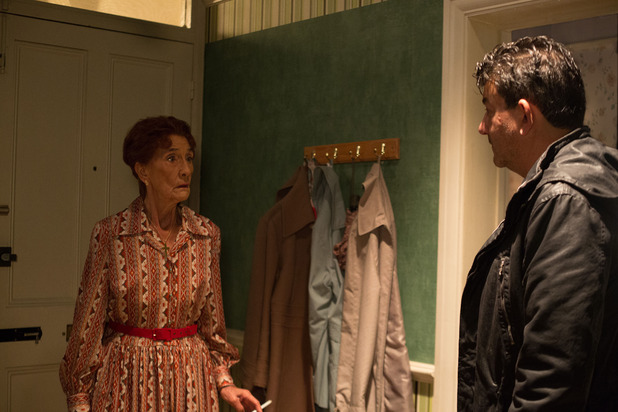 EastEnders, Dot face to face with Nick, Mon 3 Nov