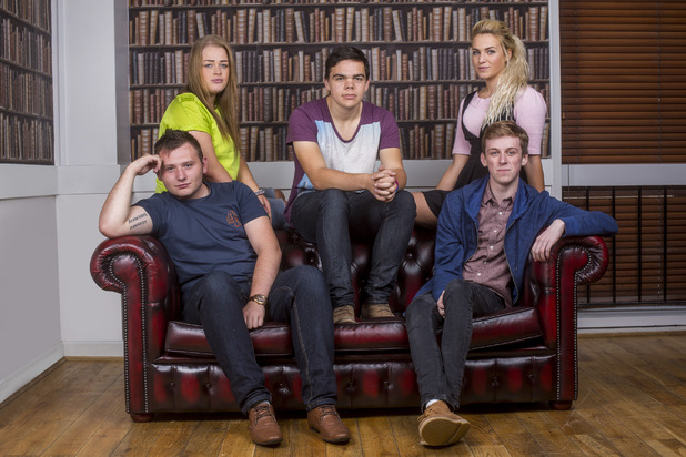 Freshers, series 2, Wed 29 Oct
