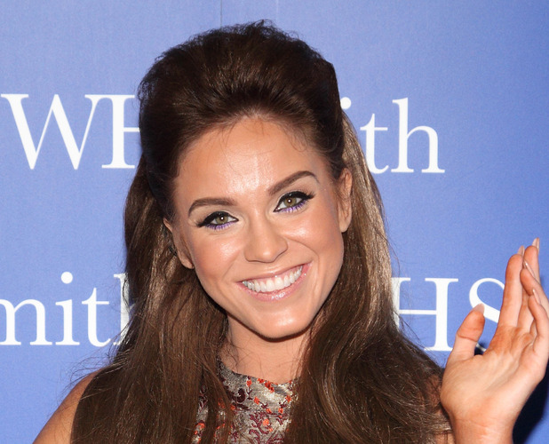 "Geordie Shore' star Vicky Pattison at a signing of her autobiography ""Nothing But The Truth"" at WH Smith, Milton Keynes - 19 Sep 2014"