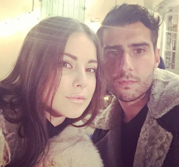 Made In Chelsea Louise Thompson, Alik Alfus put on united front amid cheating allegations 24 October