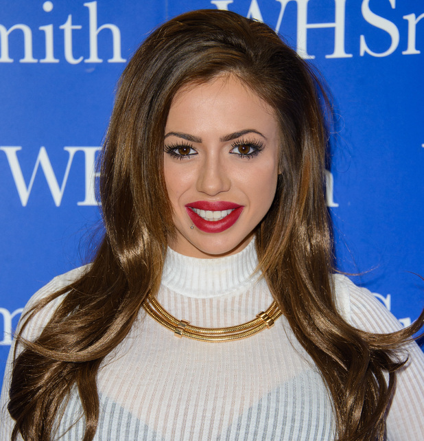 Holly Hagan on Not Quite A Geordie book tour, Lakeside, Essex 30 October