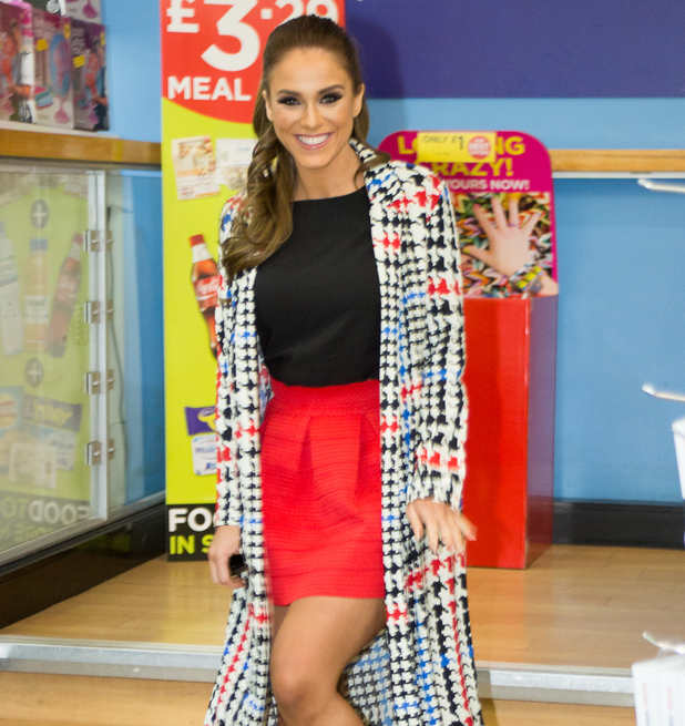 Vicky Pattison, 'Nothing But The Truth' book tour, WHSmith Metrocentre, Newcastle 2 October