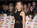 Abbey Clancy at Pride of Britain Awards on 6 October 2014