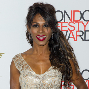 Sinitta at the 2014 London Lifestyle Awards held at the Troxy - Arrivals.