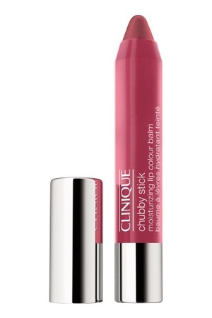 Clinique Chubby Stick Moisturising Lip Colour Balm in Super Strawberry, £17
