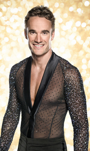 Thom Evans - Strictly Come Dancing 2014 photo.