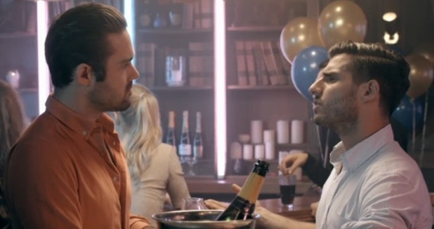 Spencer Matthews and Alik Alfus, Made In Chelsea, E4 3 November