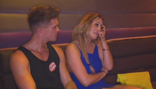 Charlotte Crosby opens up about relationship to Gary Beadle, Geordie Shore, MTV 4 November