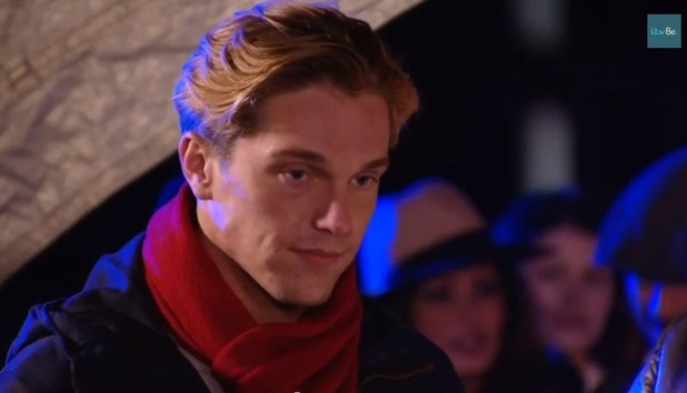 TOWIE's Fran Parman confronts Lewis Bloor and agrees to keep out of his way - 5 Nov 2014