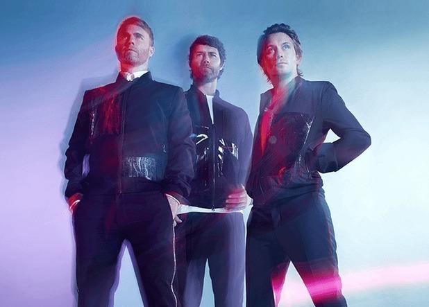 Take That promo photo - November 2014.