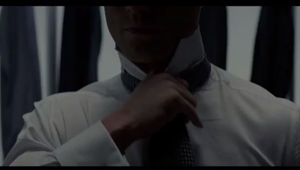 Fifty Shades of Grey: Jamie Dornan stars as Christian Grey in new teaser trailer, released 6 November 2014