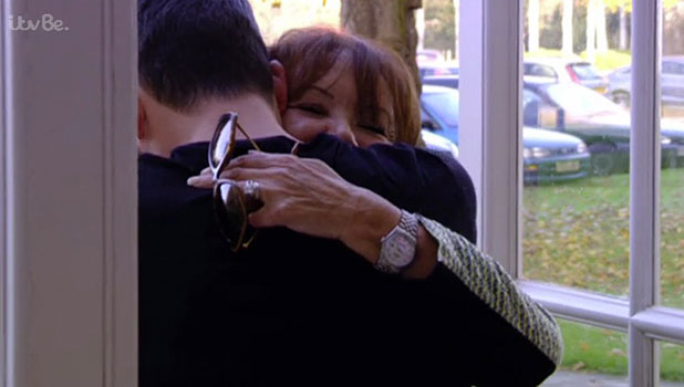 TOWIE: Ricky Rayment talks to mum Jan after split from Jessica Wright, episode airing 5 November 2014