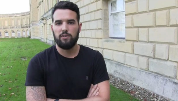 TOWIE: Ricky Rayment discusses why he won't try to win Jess Wright back