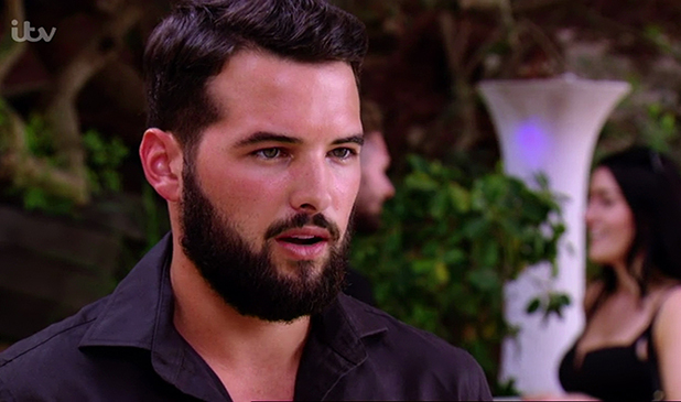 Ricky Rayment on The Only Way Is Ibiza, Shown on ITV Be, October 2014