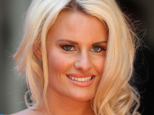 Danielle Armstrong - 'What If' - UK film premiere held at the Odeon West End - Arrivals. 12 August 2014