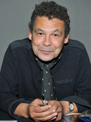 Craig Charles The Entertainment Media Show/Collectormania London held at the Olympia Grand Hall. London, England - 06.10.12