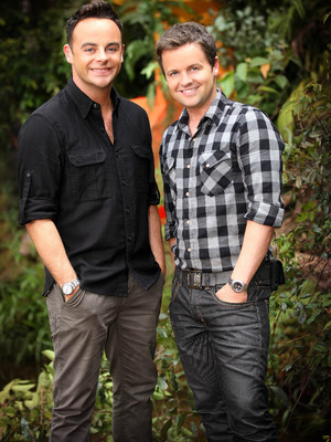 I'm A Celebrity... Get Me Out Of Here, Ant and Dec, Sun 16 Nov