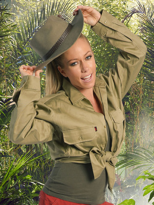 I'm A Celebrity...Get Me Out Of Here 2014 lineup: Kendra Wilkinson 11 Nov 2014